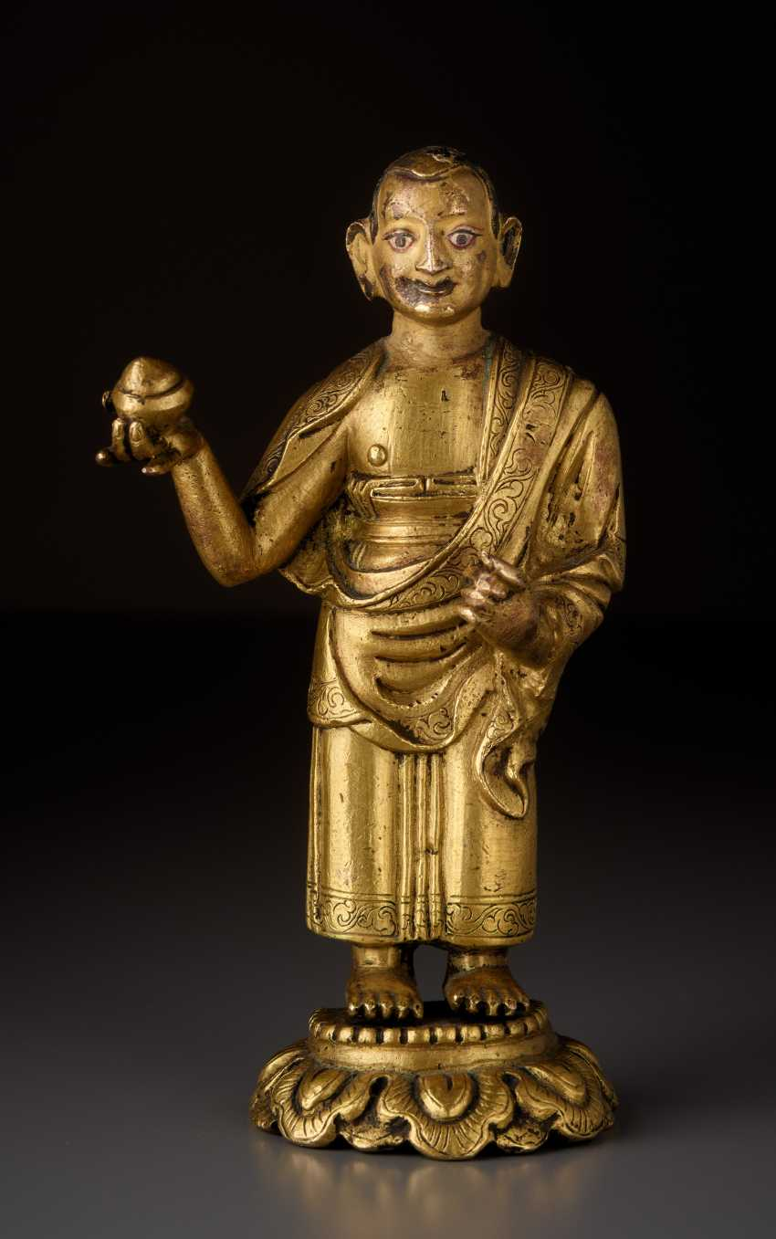 THE BUDDHIST HOLY SHARIPUTRA - photo 1