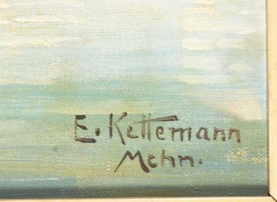 """Kettemann, Erwin: """"Chiemsee Landscape"""". - photo 3"""