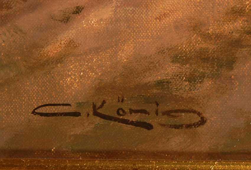 King, Günter: harvest landscape with shame - photo 3