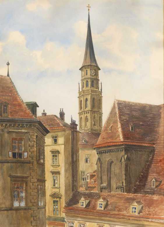 Krahl, Ernst AugusTiefe: Wien - Die Michael - photo 1