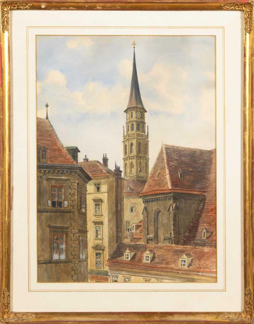 Krahl, Ernst AugusTiefe: Wien - Die Michael - photo 2
