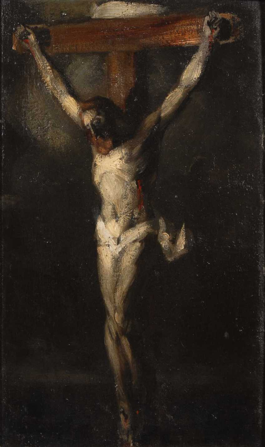 The Crucifixion Of Christ. - photo 1