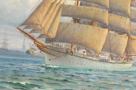 Landt, Frantz: vessels before Copenhagen. - photo 2