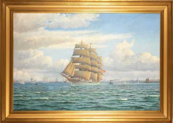 Landt, Frantz: vessels before Copenhagen. - photo 3