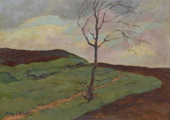 Long, Otto: Autumn Landscape. - photo 1