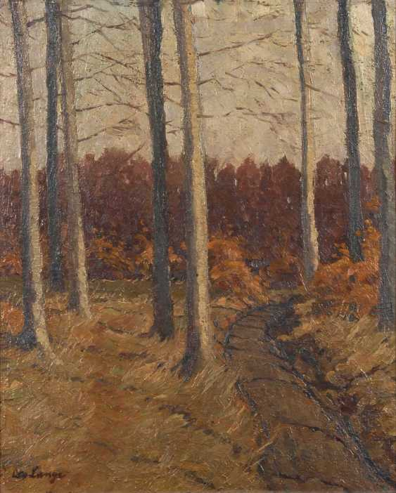 Long, Otto: Autumn Forest. - photo 1