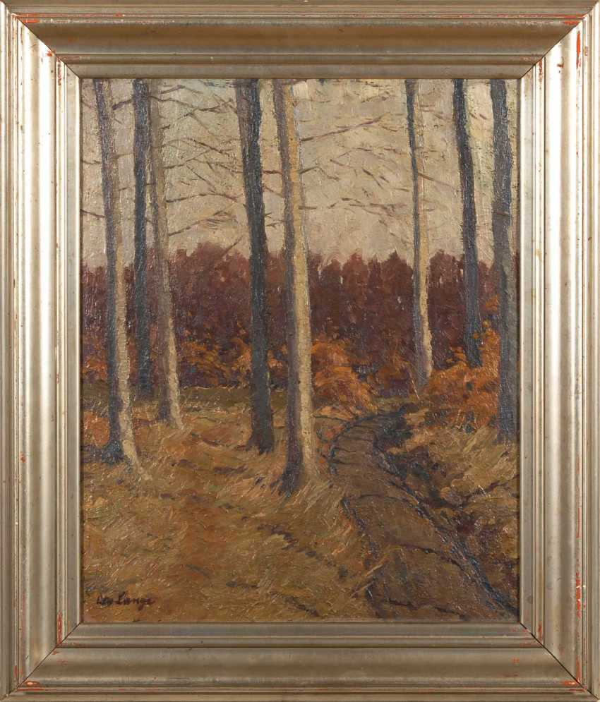 Long, Otto: Autumn Forest. - photo 2