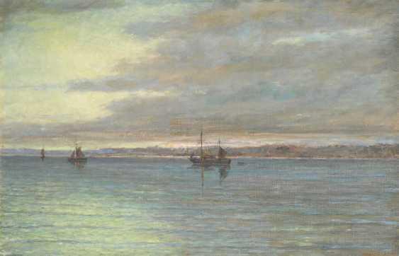 Larsen, EmiLänge: ships off the coast. - photo 1