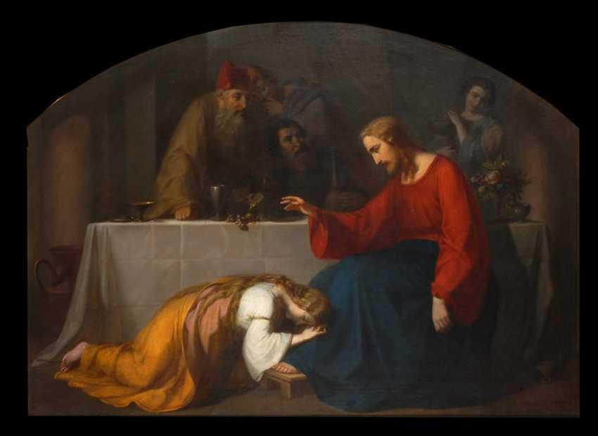 Leimgrub, Andreas: Jesus meets Mary - photo 1