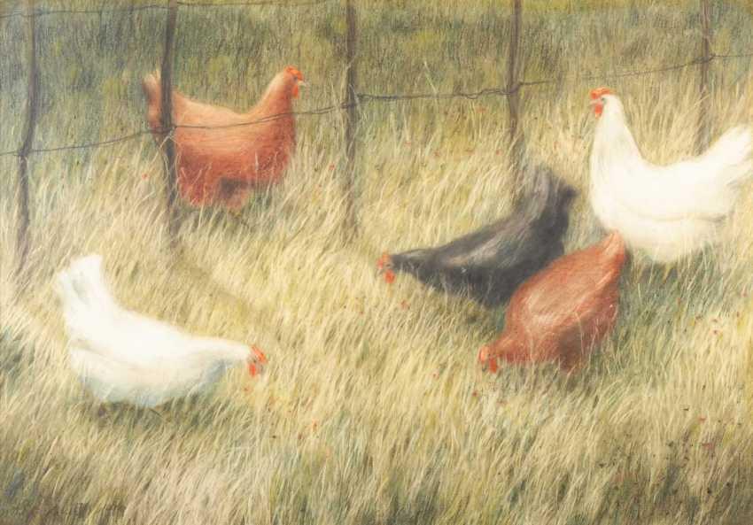 Leonhardt, A. R.: Chickens. - photo 1
