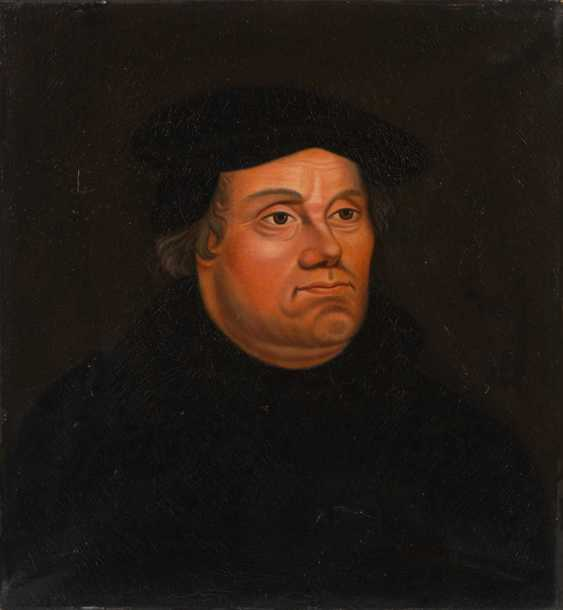 Luther, portrait by 1800-20. - photo 1