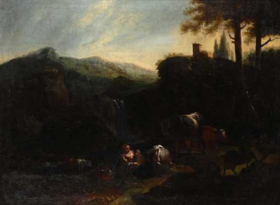 Painter Family Roos: Idyllic Land Of Sheep - photo 1