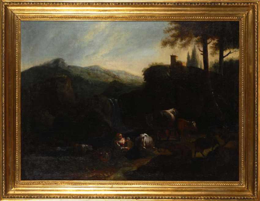 Painter Family Roos: Idyllic Land Of Sheep - photo 3