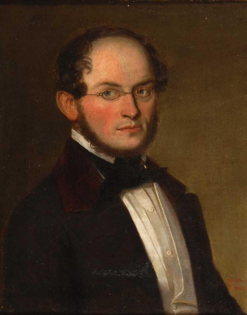 Mandl, Franz Xaver: Biedermeier-Herrenb - photo 1