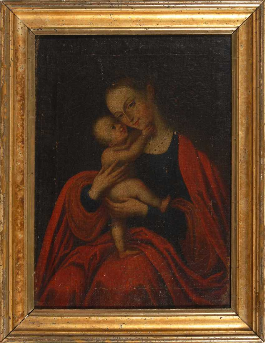 Mary with the child. - photo 2