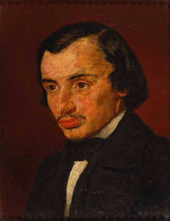 Mayerhofer: Biedermeier-Mr Image. - photo 1