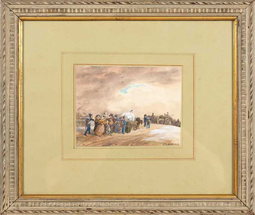 Melchior, JosepHöhe: departure of the military - photo 2