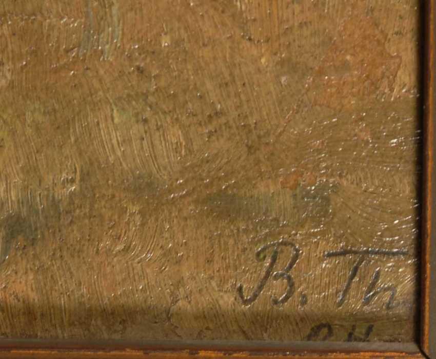 "Monogrammist ""B. Th"": Kornmandeln in Th - photo 3"