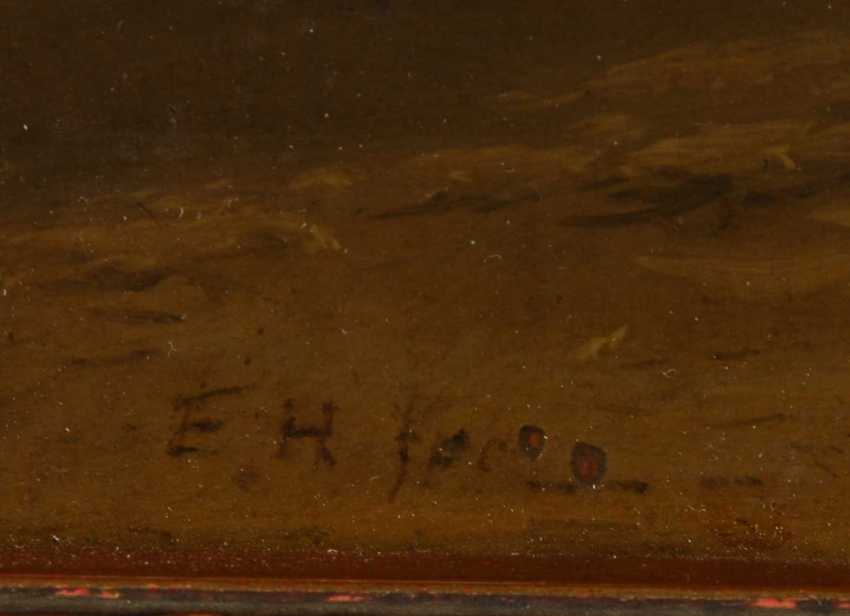 "Monogrammist ""E.H."": Bettler. - photo 3"
