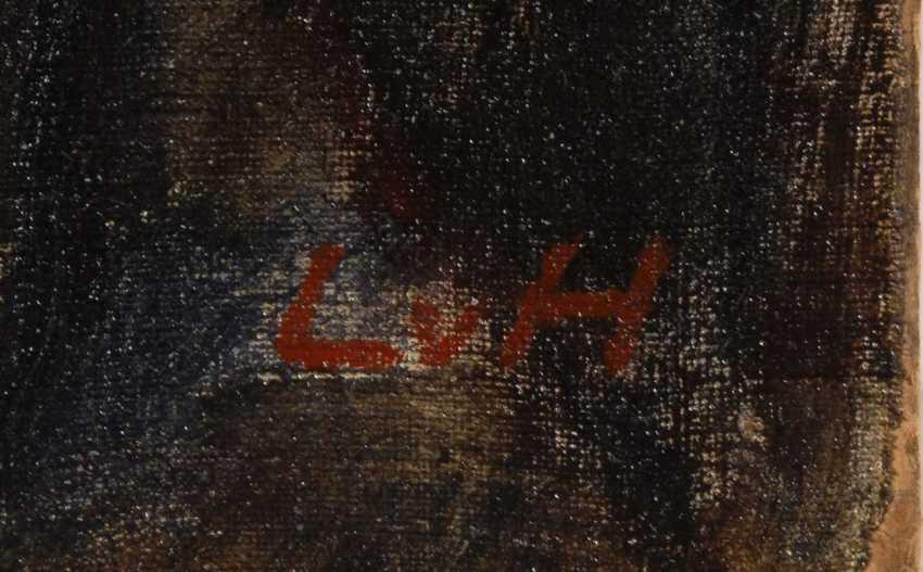 "Monogram Mist ""LvH"": Girl Portrait. - photo 2"