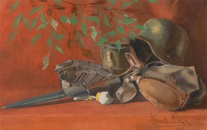 Müller: Soldiers-Still Life. - photo 1