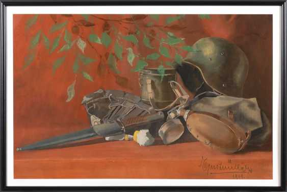 Müller: Soldiers-Still Life. - photo 2