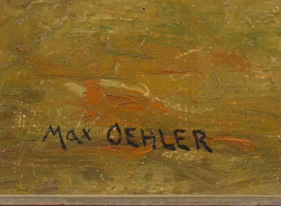 Oehler, Max: the fall in the ILM Park. - photo 3
