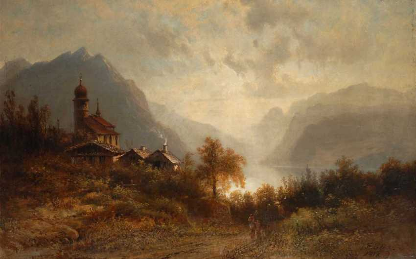 Peters, Pieter Francis: Swiss Country - photo 1