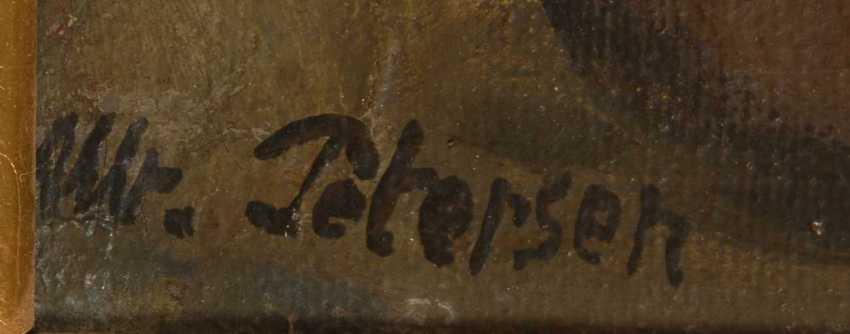 Petersen, AlberTiefe: Zwei Fischer. - photo 3