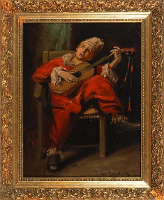 Pfannschmidt, ErnsTiefe: Musizierender Clow - photo 2