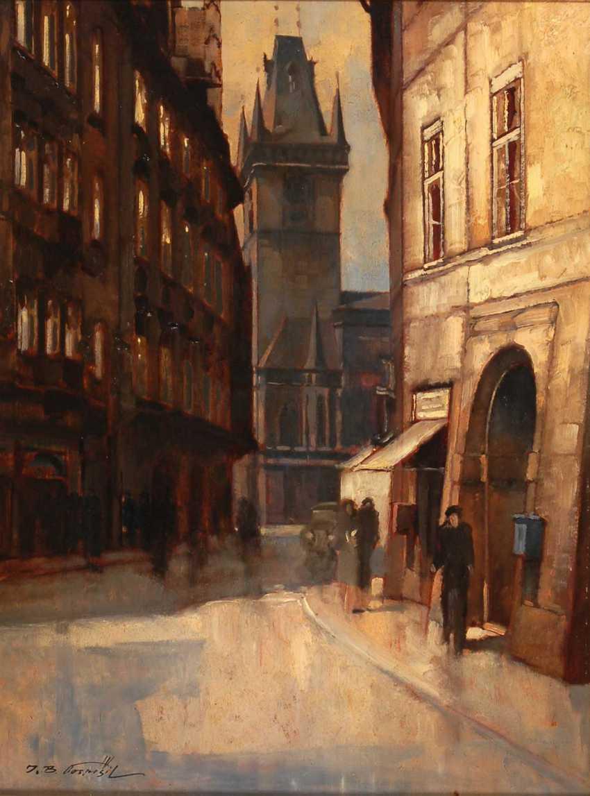 Pospisil, J.Breite: Prag - Zeltnergasse. - photo 1