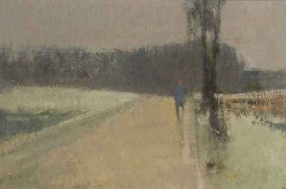 Poulsen, Georg: Winter Landscape. - photo 1
