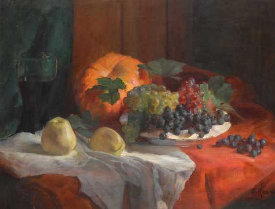 Quickly, Otto: still life with fruit. - photo 1