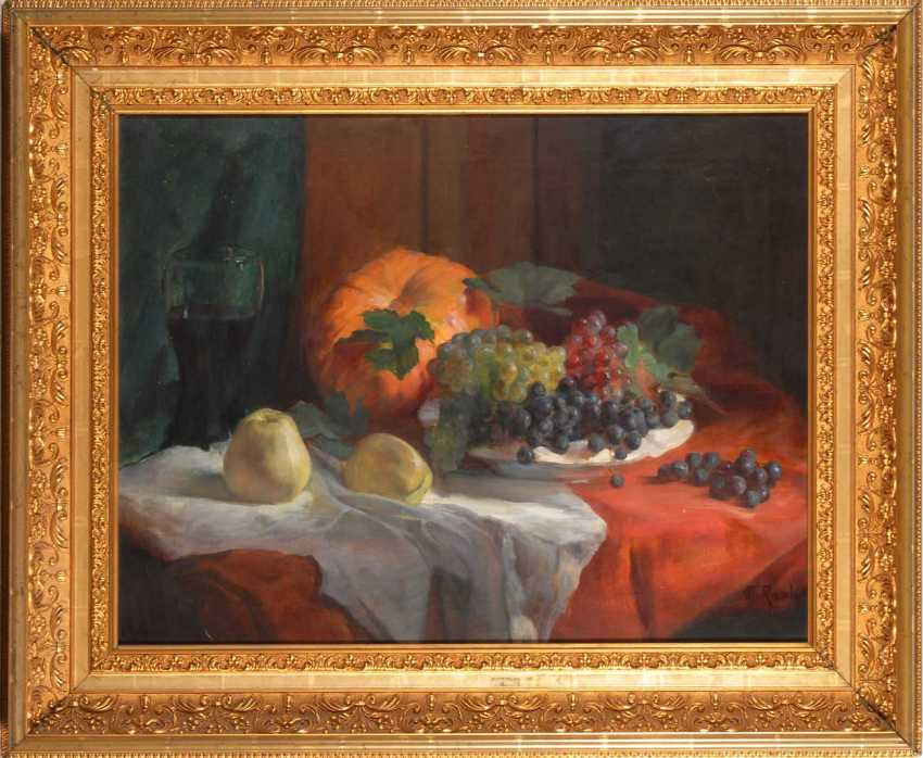 Quickly, Otto: still life with fruit. - photo 2
