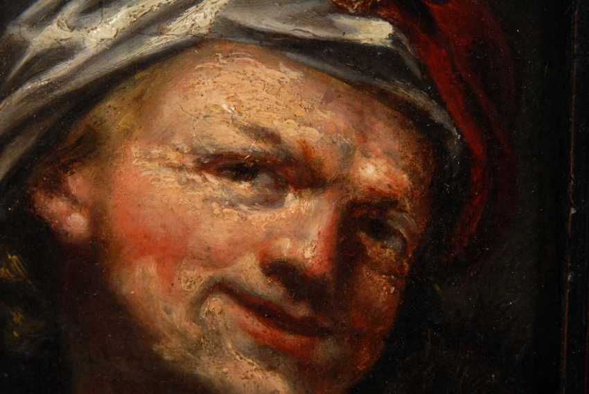 Rembrandt succession: a man with a Turban. - photo 2