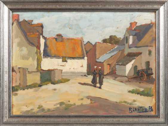 Sartre, René: the village square in the sunshine - photo 2