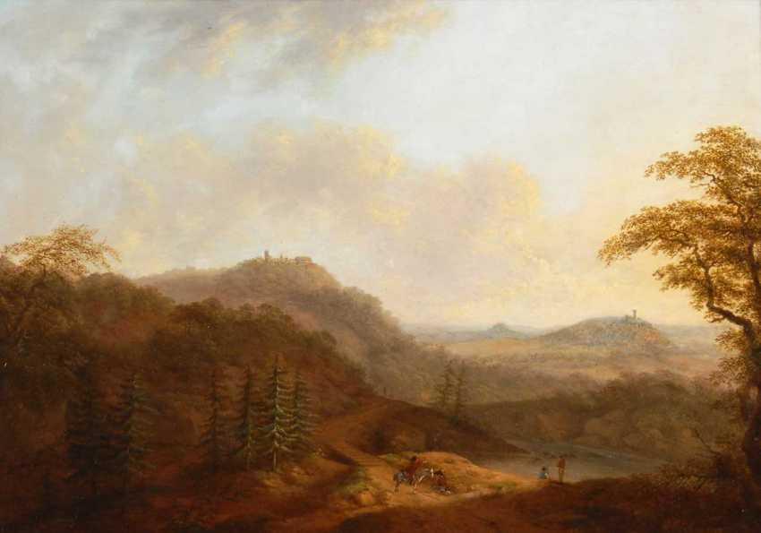 Beautiful, Johann Gottlieb: The Three - photo 1