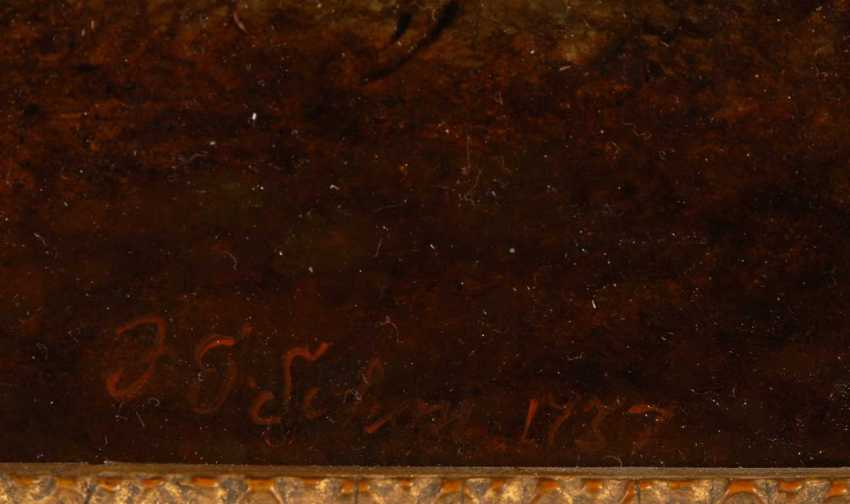 Beautiful, Johann Gottlieb: The Three - photo 3