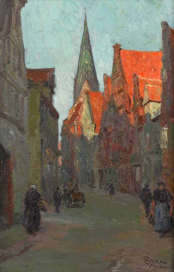 Schrag, Julius: HeiliGelbgoldeiststraße in Lü - photo 1