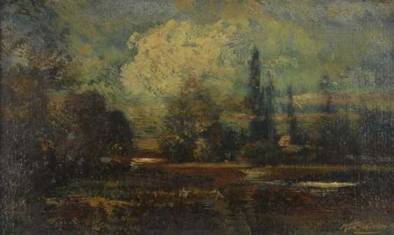 Schreder, Charles: Landscape. - photo 1