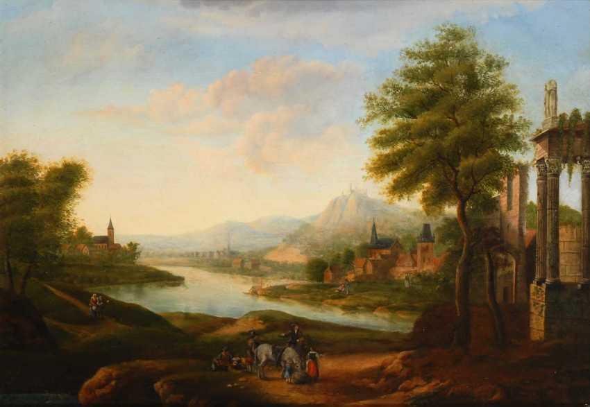 Schütz, Christian Georg attributed to: - photo 1