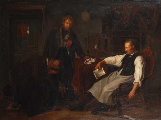 Seydel, Eduard Gustav: Der Brief. - photo 1