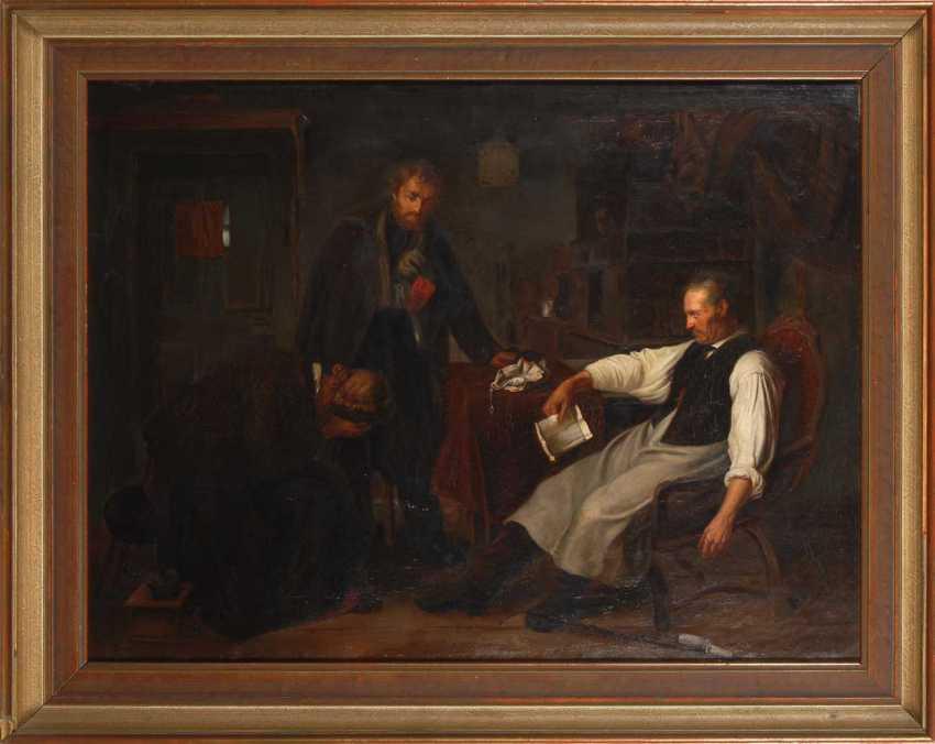 Seydel, Eduard Gustav: Der Brief. - photo 2