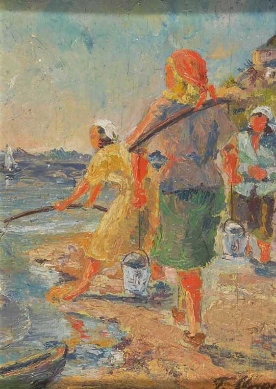 Staeger, Ferdinand: peasant women in A - photo 1