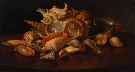 Still life with shells. - photo 1