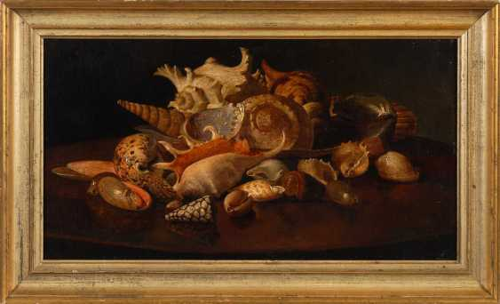Still life with shells. - photo 3