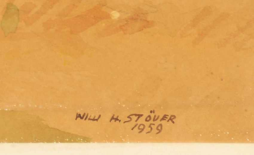 "Stöver, Willi Höhe: ""Im Solling"". - photo 3"