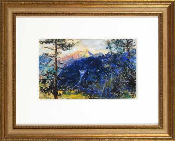 Szpinger, Alexander von: mountain view - photo 2