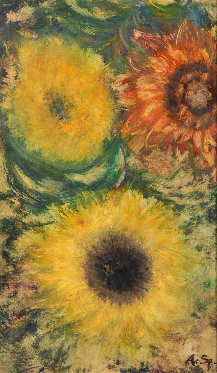 Szpinger, Alexander of sun flowers. - photo 1