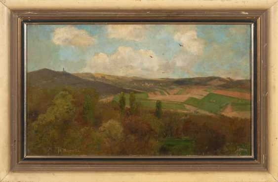 "Thamm, Adolf: view of the ""Jena with the - photo 2"